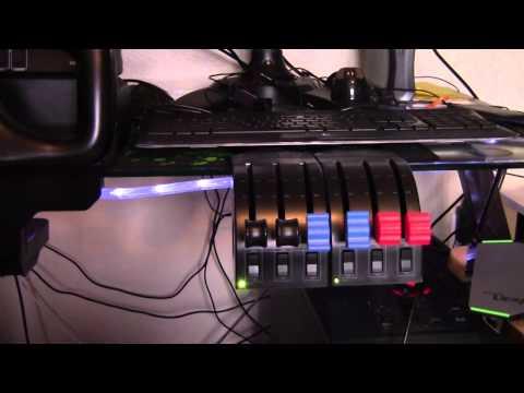 Froogle's Saitek Yoke System Review