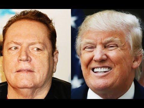 Larry Flynt Puts $10 MILLION Bounty On Trump's Presidency