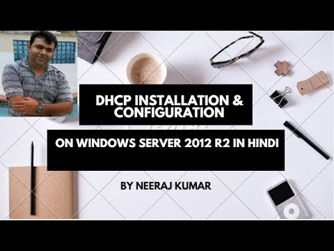 DHCP installation and configuring Scope,Lease,Client Settings