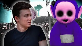 ТЕЛЕПУЗИК НАПАДАЕТ Slendytubbies II Моменты со стрима TheBrianMaps