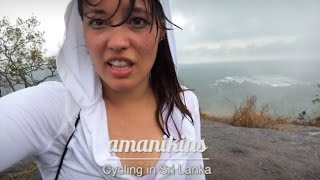 Cycling and hiking in Negombo, Sri Lanka!