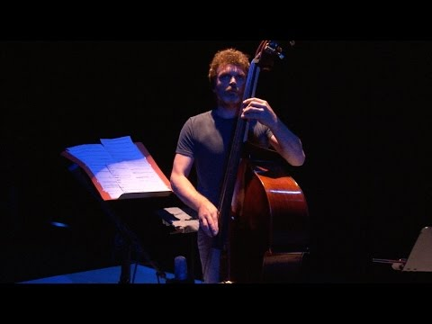 Sebastian Gramss Solo Double Bass Performance -- ISB 2015