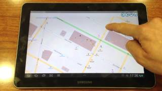 """Open Touch/Sound Maps"" mobile application - Map access to the blind/visually impaired users"
