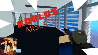 Arsenal gameplay - IM BACK! - {Roblox}