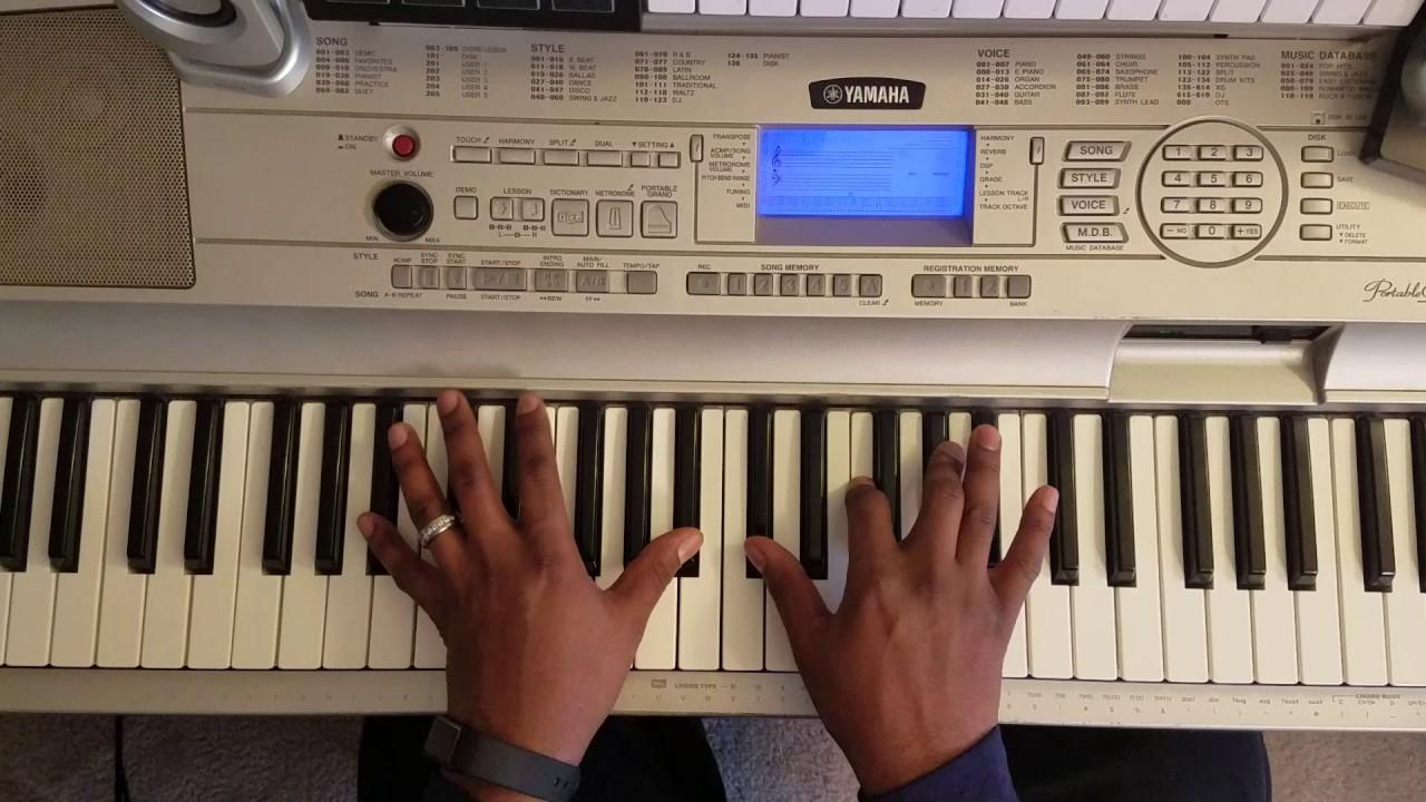 Stevie Wonder Part Time Lover Easy Piano Tutorial Youtube