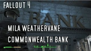 Fallout 4 Weathervane Commonwealth Bank Place Mila