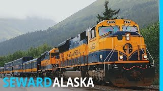 TRISH GOES HOME FROM SEWARD ALASKA
