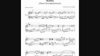Mama - Lea Salonga (Piano Accompaniment) by aldy32