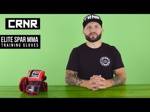 Elite Spar MMA Training Gloves | Combat Corner Professional