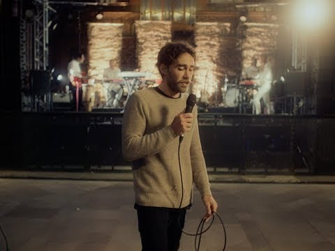 Matt Corby - Miracle Love  At Manchester Cathedral