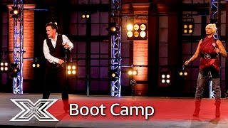 Will the Judges give up on Eddie Lee and Jamuna? | Boot Camp | The X Factor UK 2016