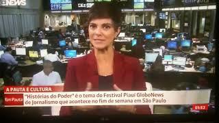 Brasil de ontem e de hoje na Globonews