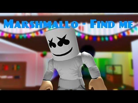 Marshmello - Find me (ROBLOX MUSIC VIDEO) Mp3