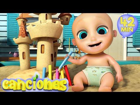 Cantec nou: Canasta, canastita - Rimas y canciones infantiles | LooLoo