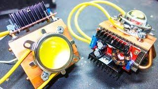 Focos Caseros LED en el Coche | 2000w - 15.000 lumens