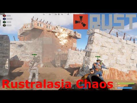 Rust - Online Raid Slaughter, Raid Defence & PvP Moments thumbnail