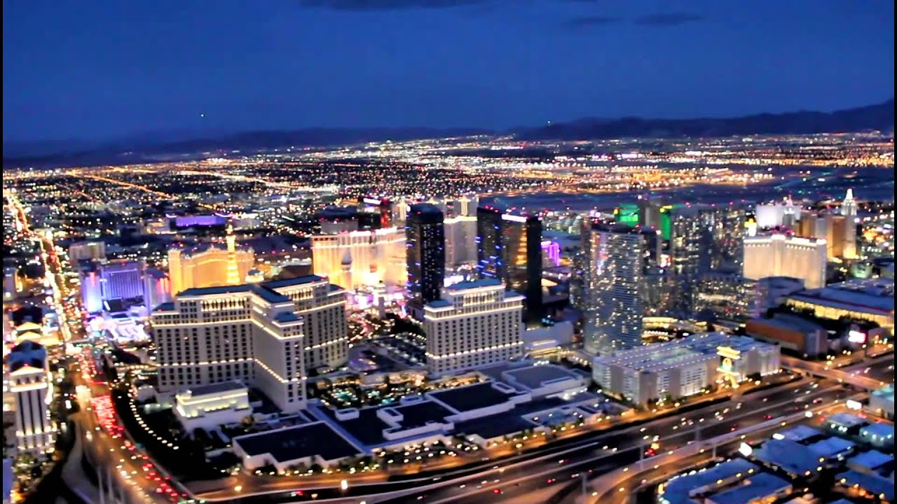 Las Vegas Strip Sunset Helicopter Tour