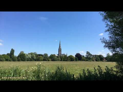 BBC Choral Evensong: Salisbury Cathedral 1980 (Colin Walsh)