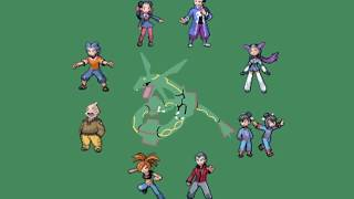 Can I beat Pokemon Emerald with each Gym Leader's Best Pokemon? - GYM LEADER CHALLENGE