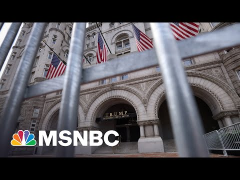 Failure Of 'Norms' To Restrain Trump Corruption Prompts Calls For Accountability