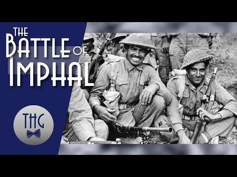 The Battle of Imphal