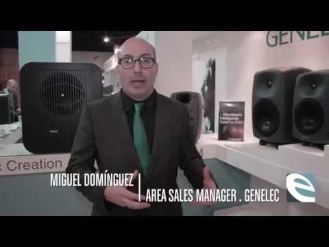 CAPER 2014 - Presentación GENELEC Sistema SAM - Miguel Domínguez