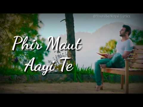 Judaayi | Harish Verma Song | New Whatsapp Status Video 2018 | Royal Lyrics