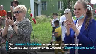 Богородские ветераны в гостях у жителей Электростали