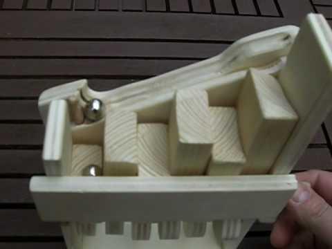 Holzspielzeug frei konfigurierbar von 90cm bis 130cm Holzpferd Spirit