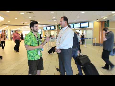 Live@YVR - Day 19 - CATSA, What happened to my Pocket Knife?