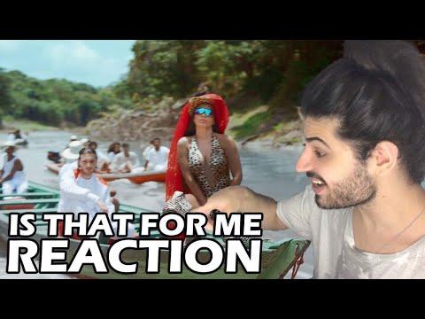 Alesso & Anitta - Is That For Me   REACTION  Reação e comentários