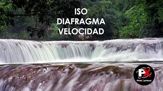 ISO, Diafragma y Velocidad en la fotografía
