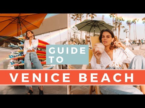 Guide To Los Angeles 🌴 Venice Beach California