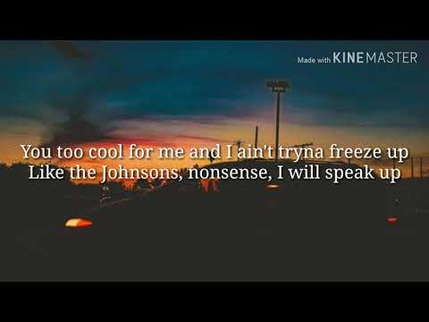 I DON'T LOVE YOU ANYMORE By Tyler, The Creator Lyrics