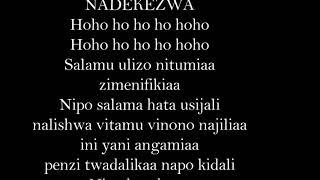 MBOSO Nimekusahau Lyrics