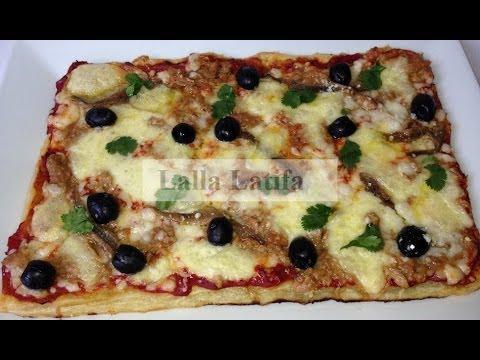 feuilletée-au-goût-pizza