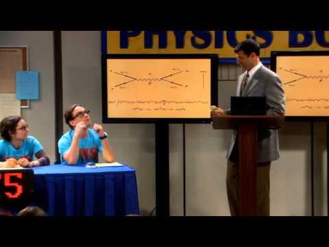Big Bang Theory - Concurso (1x13)