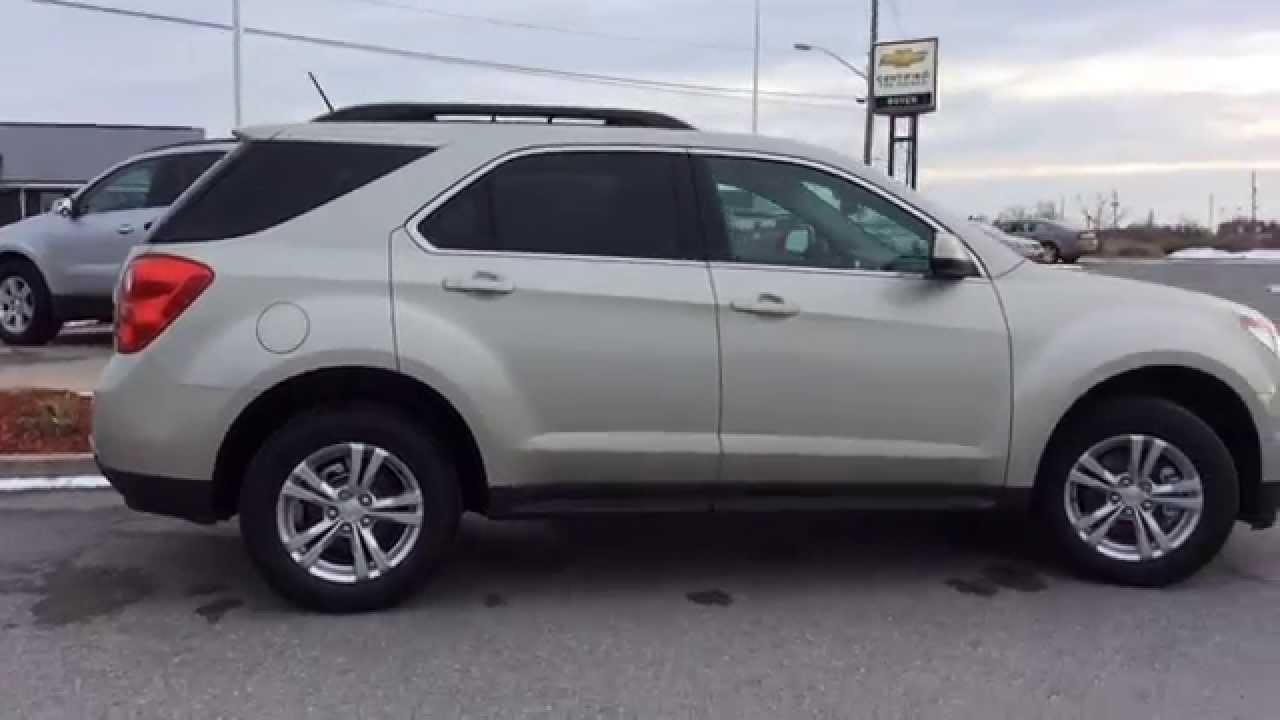 2015 chevrolet equinox fwd 4dr lt w/1lt - youtube