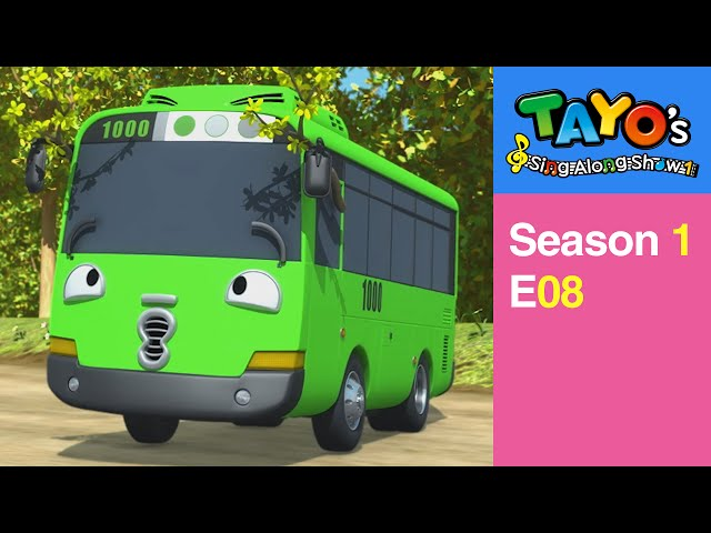 [Tayos Sing Along Show 1] #08 The Delightful Countryside Trip