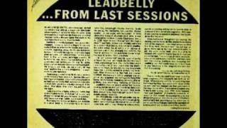 Leadbelly- Yellow Gal