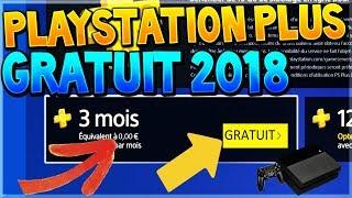 AVOIR LE PS+ GRATUIT SUR PS4 EN 2019 ! - Playstation Plus gratuit / Free Playstation Plus / PS+ Free