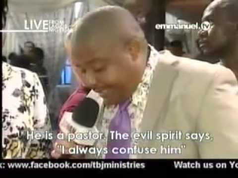 Deliverance - Of a Pastor From the Spirits of Masturbation and Smoking - SCOAN 13-04-2013 from YouTube · Duration:  27 minutes 56 seconds
