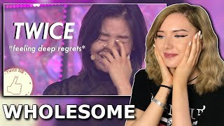 Cover images twice wholesome moments reaction (fat uwu) // itsgeorginaokay
