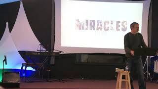 The Miracles of Jesus By: Pastor Gary Flow