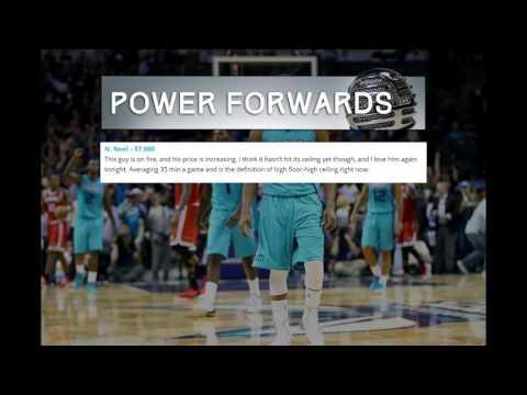 NBA DFS PICKS & BETS - 11/4