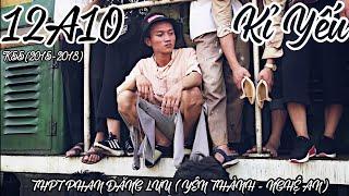 MV Kỉ Yếu ( Kỉ Niệm Tuổi Học Trò) - 12A10 VLOG