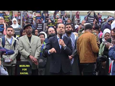 Video: CAIR Director Nihad Awad Speaks at #Justice4Stephon Rally in Baltimore