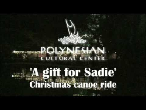 2008 Polynesian Cultural Center Christmas Program - A Gift for Sadie