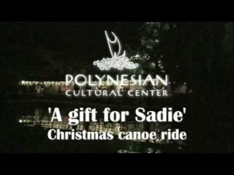 2008 Polynesian Cultural Center Christmas Program - A Gift for Sadie
