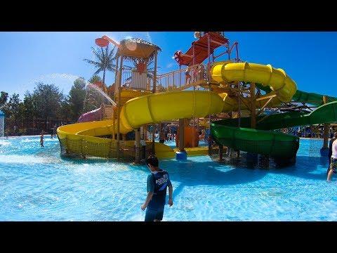 Ohana Bay - Island Water Park - Fresno, CA